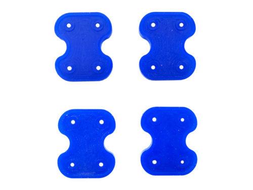 cerniere blu per design di per bike