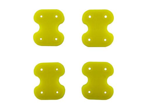 cerniere gialle per design di per bike